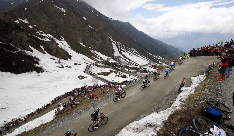 Giro de Italia Etapa 20: Etapa 20: se define el Giro de Italia 2018