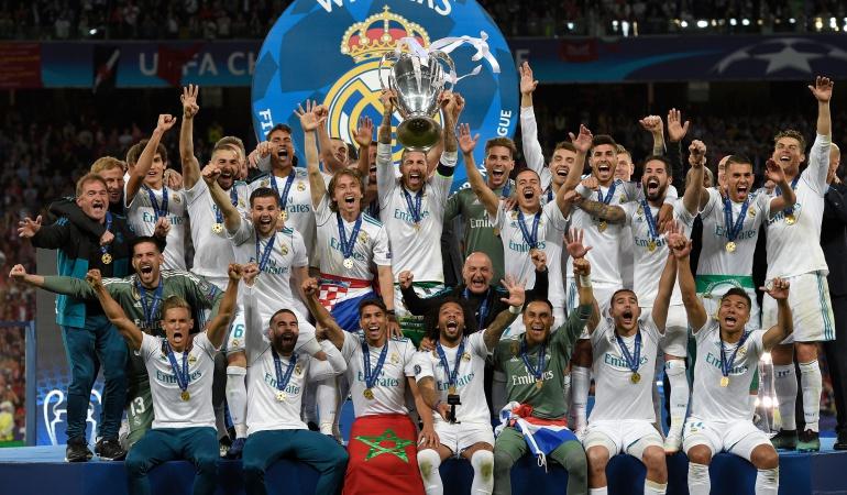 En vivo Real Madrid Liverpool final Liga de Campeones: ¡Llegó la 13! Real Madrid, tricampeón de la Liga de Campeones