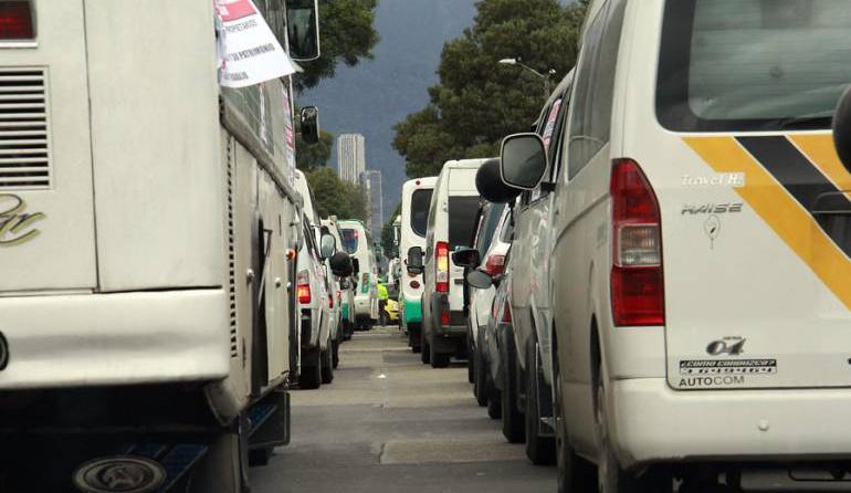 Transporte Elecciones Colombia 2018: Empresarios disponen de 75.000 vehículos para movilización de votantes