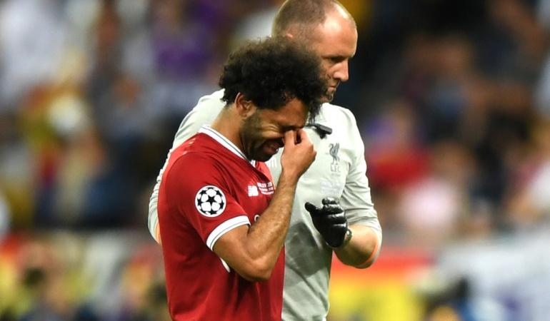 Salah es optimista y no se baja del Mundial