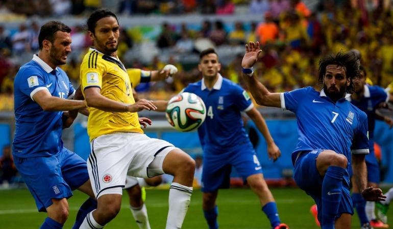 mundial rusia 2018 seleccion colombia amistoso: Grecia sería el rival de Colombia antes de viajar a Rusia