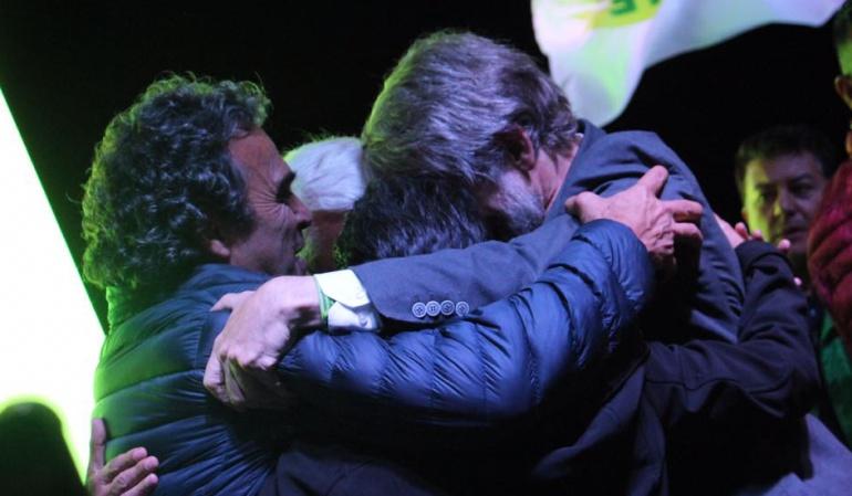 Elecciones presidenciales Colombia 2018: Con Fajardo gana el voto de opinión