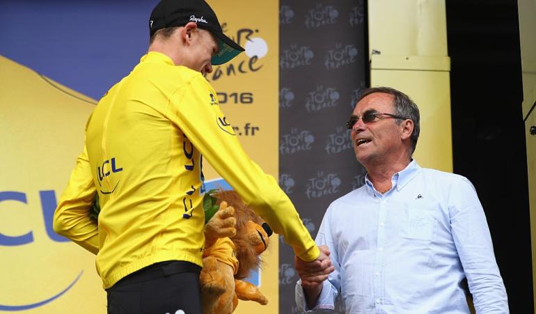 Froome Hinault suspendido: Froome no es una leyenda del ciclismo, debe ser suspendido: Hinault