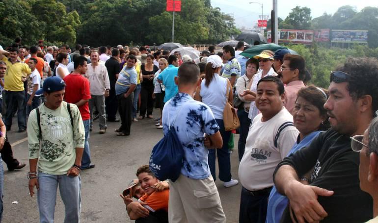 Frontera con Venezuela: EE.UU. pide reconsiderar viajes a Venezuela y zona de frontera con Colombia