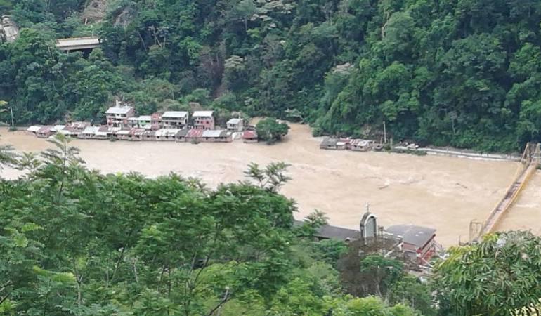 emergencia hidroituango: La Comisión Europea destinó 538 millones de pesos para apoyar la evacuación
