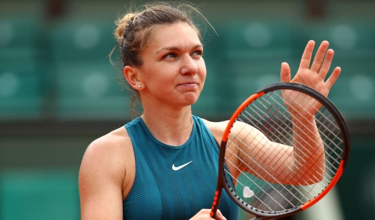 Halep avanzó a segunda ronda de Roland Garros