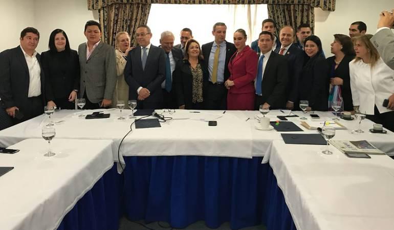 Miembros Partido Conservador