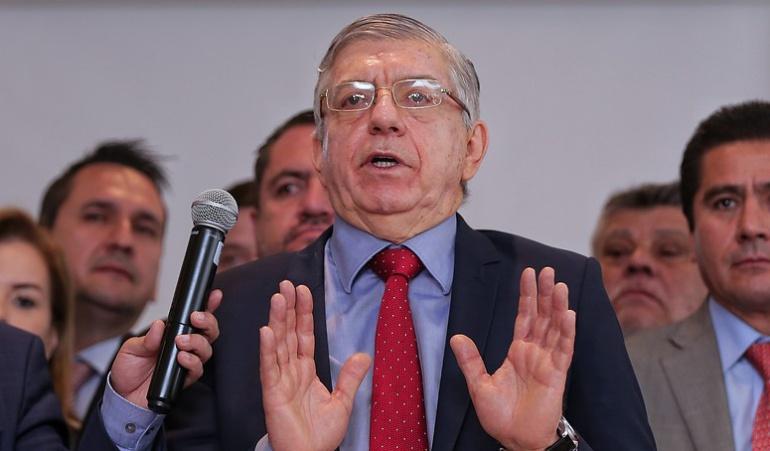 "Gaviria Uribe: ""Mis desencuentros con Uribe son cosa del pasado"" : César Gaviria"
