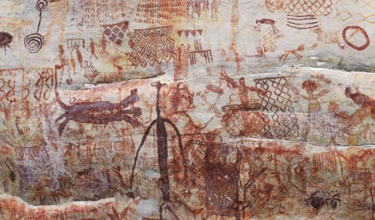 zona de protección arqueológica: La lindosa es declarada nueva área arqueológica de Colombia
