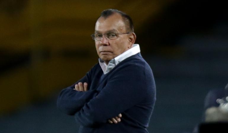 Jorge Luis Bernal Rionegro Águilas: Jorge Luis Bernal es presentado como nuevo entrenador de Rionegro Águilas