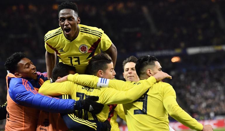 Mundial 2018: Se acerca el Mundial: Colombia se medirá ante Egipto pensando en Rusia 2018