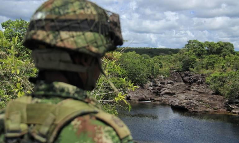 hidroituango: Asesinan a soldado que atendía emergencia en Hidroituango