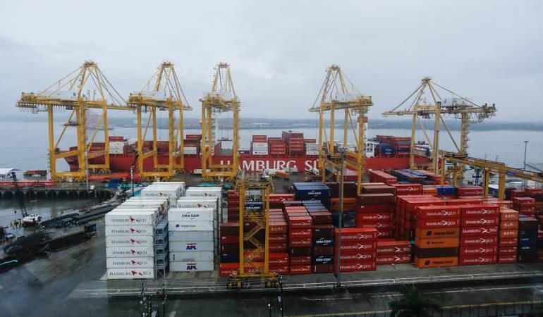 Colombia Exportaciones Dane: Fuerte repunte de las exportaciones con un 38.5%, confirmó Dane