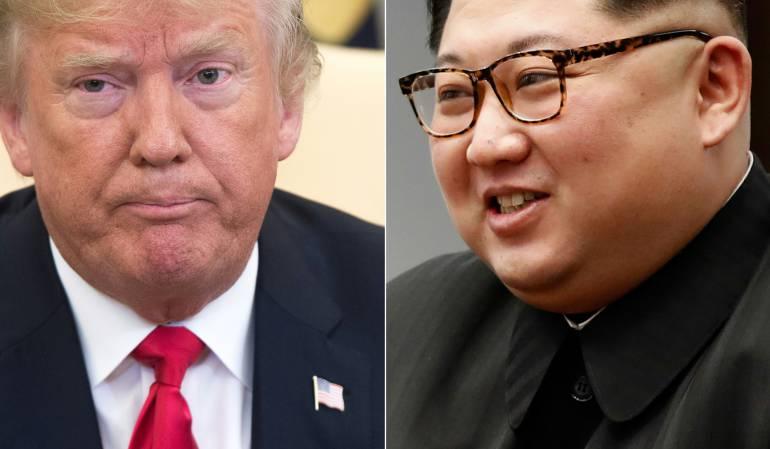 Donald Trump y Kim Jong: Donald Trump y Kim Jong Un sí tendrán cumbre en Singapur