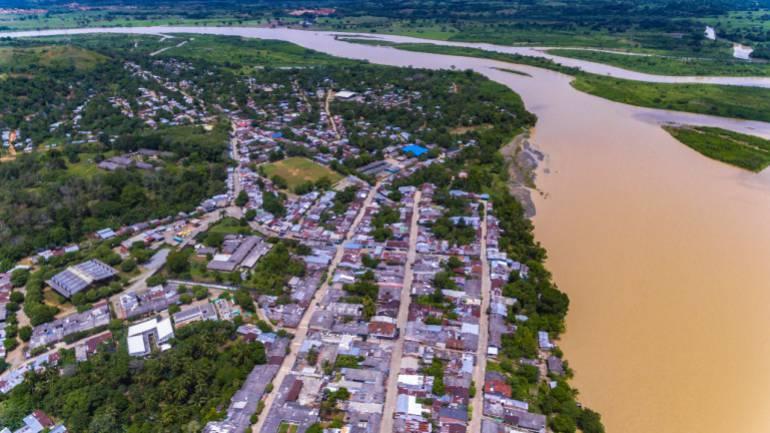Hidroituango: Protesta en Valdivia por supuestos incumplimientos de EPM