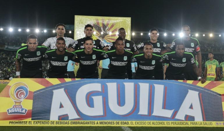 Nacional Huila online Liga Águila semifinales: Atlético Nacional es el primer finalista de la Liga Águila