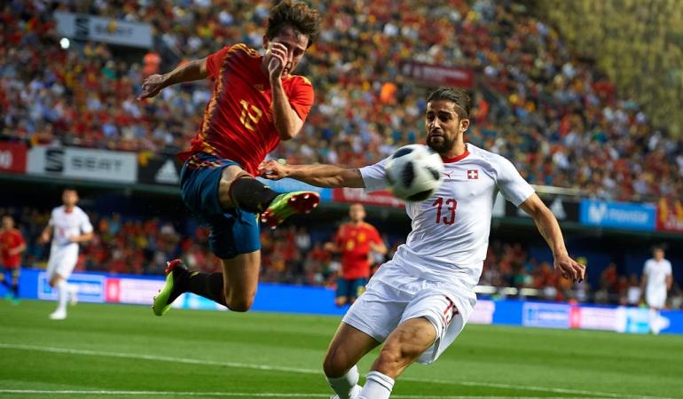 España 1-1 Suiza Rusia 2018: España no pudo pasar del empate en casa ante Suiza