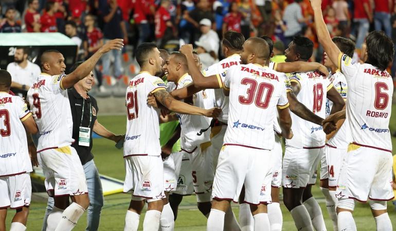 Medellín Tolima Liga Águila: Tolima venció en los penales a Medellín y se cita en la final con Nacional