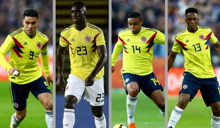 Mundial 2018: Los 13 nuevos mundialistas que estarán en Rusia 2018 con la Selección