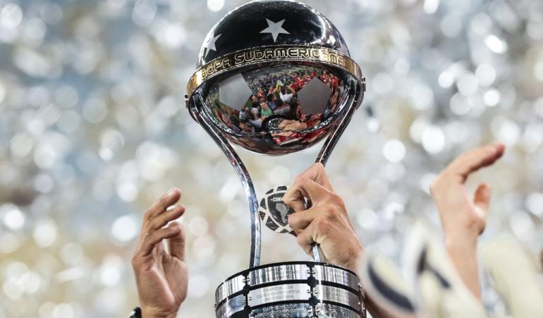 Rivales equipos colombianos Copa Sudamericana: Definidos los rivales de los equipos colombianos en la Sudamericana