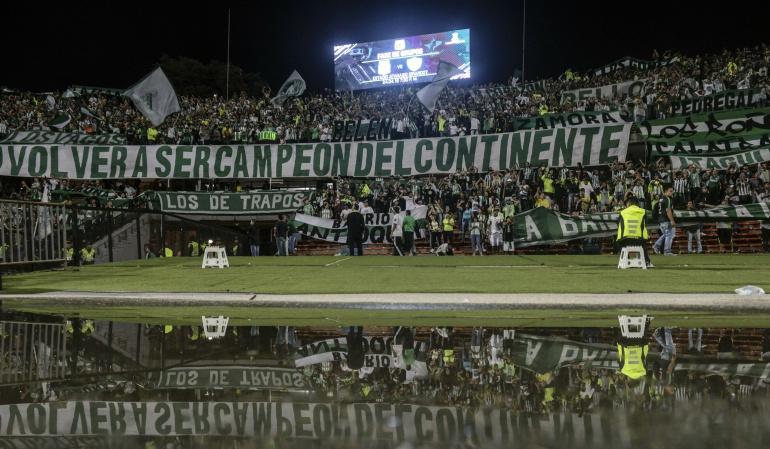 Nacional Vs Tolima FinalLiga Águila: Definido el horario para el partido de vuelta entre Nacional y Tolima