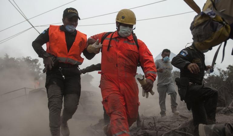 Erupción de Volcán en Guatemala: Lo que necesita saber sobre la explosión del volcán Fuego en Guatemala