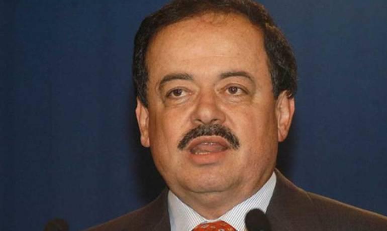 Alberto Velásquez, secretario de Presidencia de Uribe