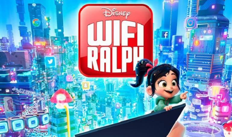 Ralph el demoledor 2: Google, Amazon y el mágico mundo de Disney en 'Ralph Rompe el Internet'