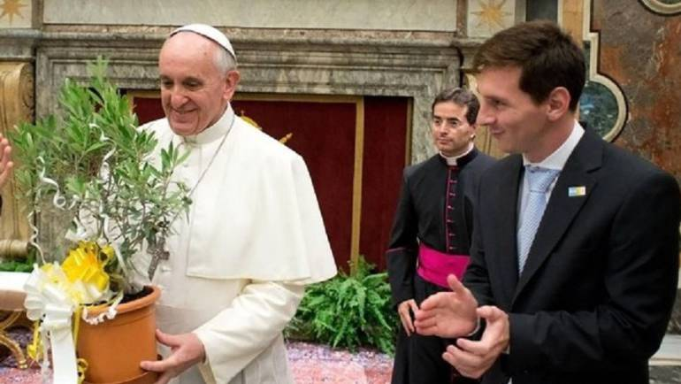 Mundial Rusia 2018: Anulan el encuentro del papa Francisco con la Selección Argentina