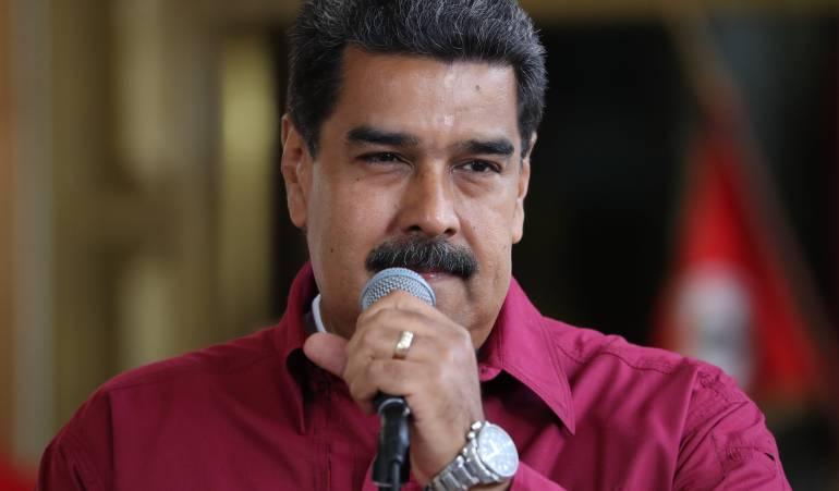 Crisis venezolana: Venezuela desconoce resolución de la OEA que busca expulsarla