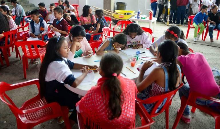 derechos de los niños: Los niños y niñas también tienen derecho a escoger profesión y oficio