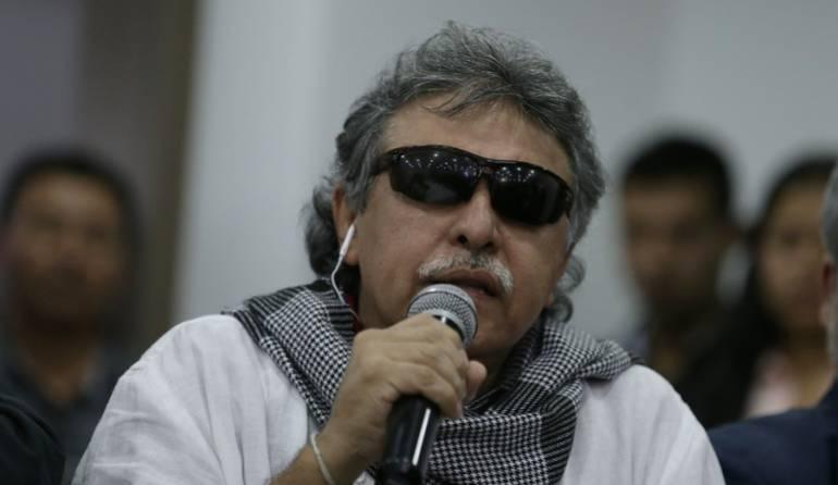 EE. UU. formaliza pedido de extradición de 'Jesús Santrich'