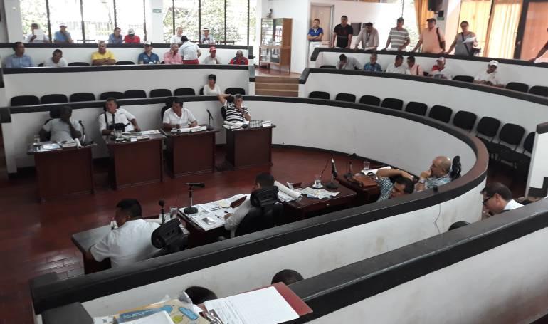 Plan Nacional de Desarrollo: Diputados del Guaviare critican baja gestión del gobernador Nebio Echeverry