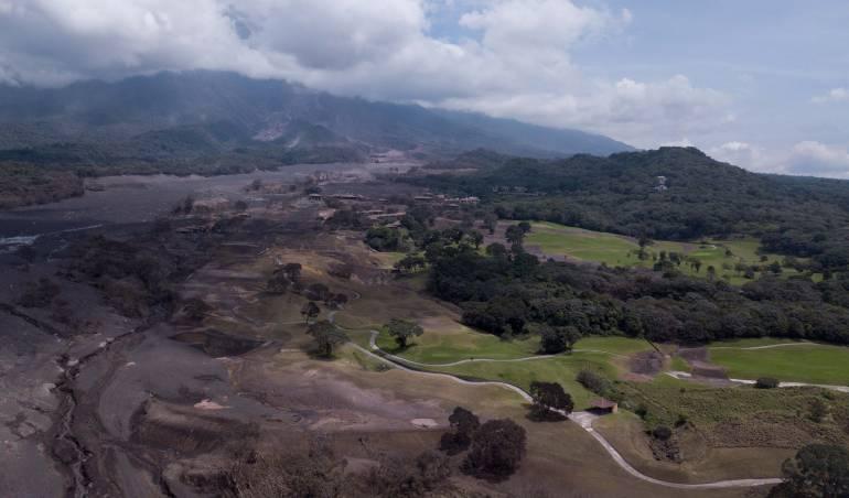 volcán de fuego: Fiscalía investigará si reacción oficial a erupción fue adecuada en Guatema