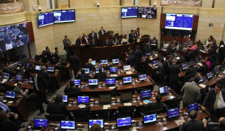 Sesiones JEP: Gobierno no descarta citar sesiones extraordinarias por la JEP