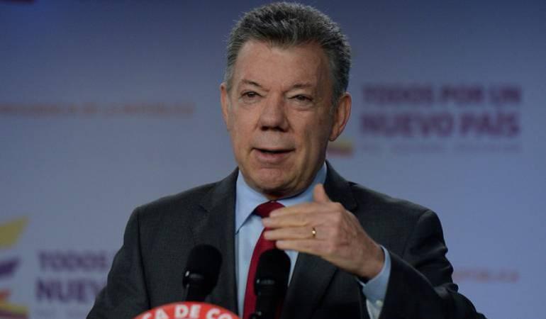 Inauguración de vías: El próximo presidente podrá inaugurar el 60 % de las vías 4G: Santos