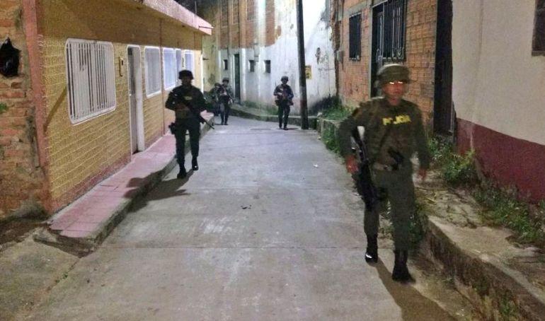 Violencia Catatumbo: Fuertes combates entre Ejército Pelusos y ELN en Catatumbo