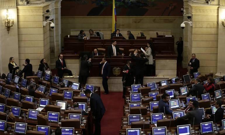 estatuto anticorrupción: Avanza en el estatuto anticorrupción en el Congreso