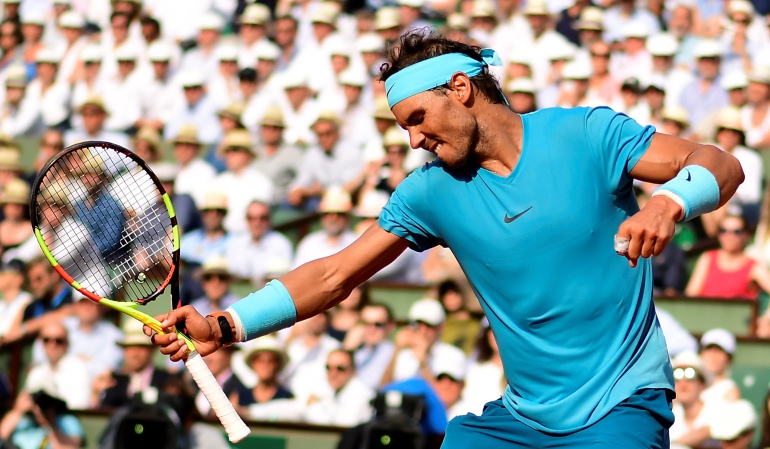 Rafael Nadal final Roland Garros: Nadal vence a Del Potro y enfrentará a Thiem por el título de Roland Garros