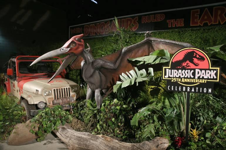 "Jurassic Park: ""Jurassic Park"": 25 años de la película que trascendió el cine"