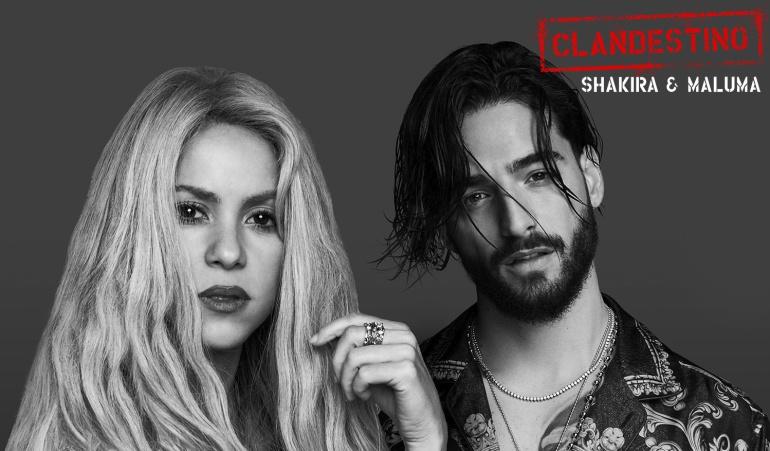 Shakira y Maluma Lanzan Video: Derroche de Magia y sensualidad así es el video de la canción 'Clandestino'