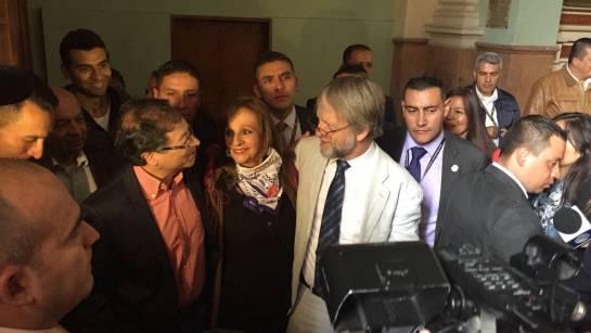 Apoyo a Gustavo Petro: Claudia López y Antanas Mockus anunciarán su apoyo a Gustavo Petro