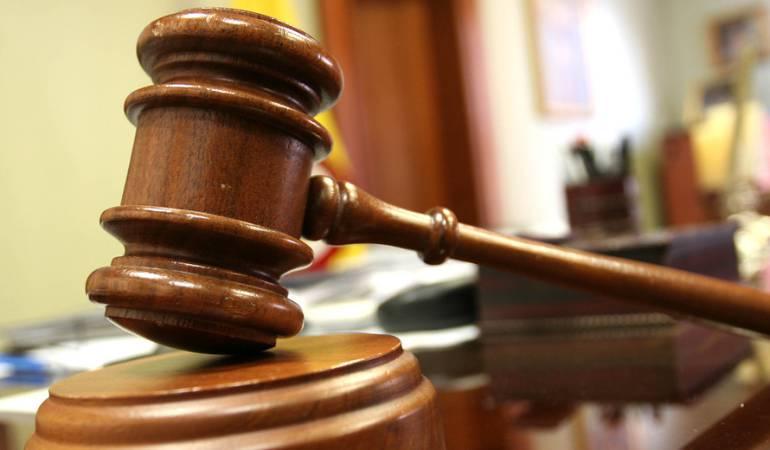 Juez de Tunja concedió libertad condicional a cabecilla de 'La Oficina': Juez de Tunja concedió libertad condicional a cabecilla de 'La Oficina'