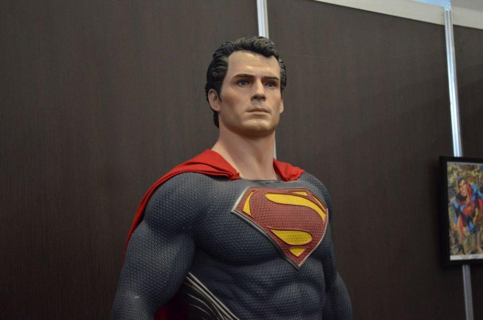 Conmemoración de los 8 años de Superman