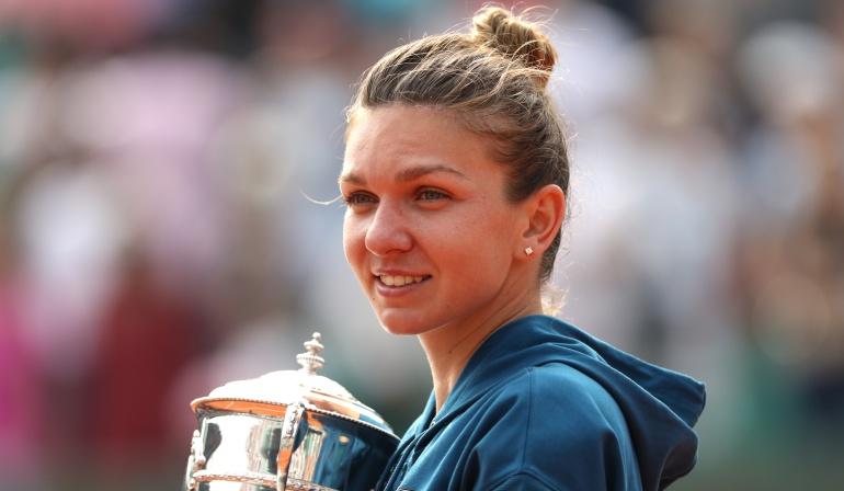 Simona Halep conquistó su primer Grand Slam