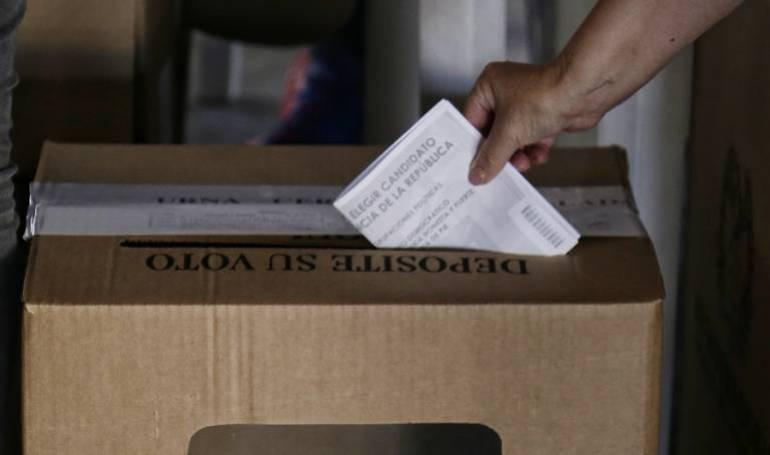 elecciones presidenciales de Colombia 2018: Piden tumbar aparición de promotor de voto en blanco en tarjetón electoral