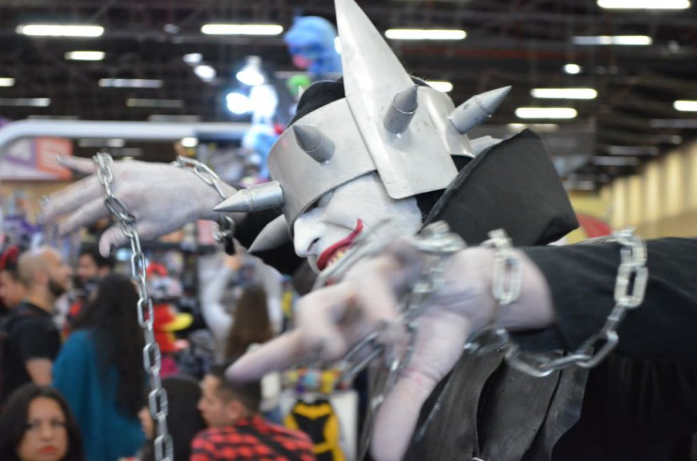 Cosplayers Comic con: Cosplayers en Comic Con: creatividad y detalle a otro nivel