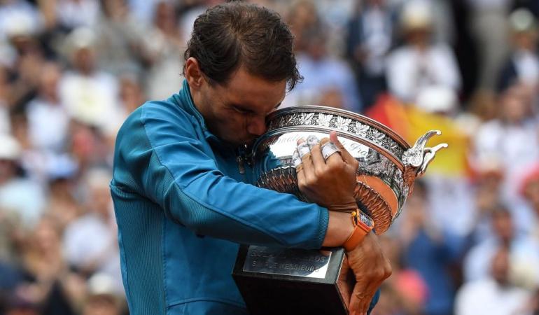 Rafael Nadal Roland Garros Dominic Thiem: Inve11cible: Nadal conquistó su undécimo título de Roland Garros