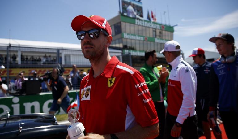 Serbastien Vettel