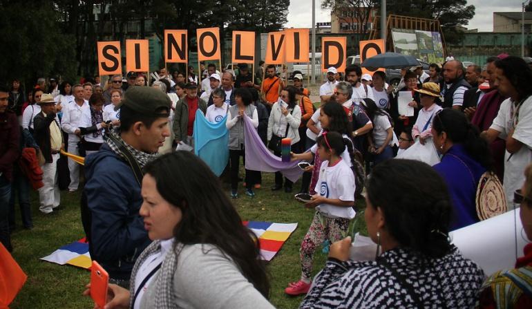 Ley de víctimas.: Comisión advierte que Ley de Víctimas continúa desfinanciada